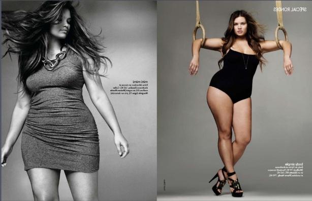 la mode pour les femmes rondes